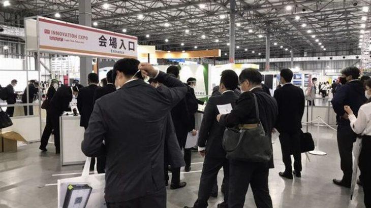 「国際物流総合展 INNOVATION EXPO」が東京ビッグサイトで開幕