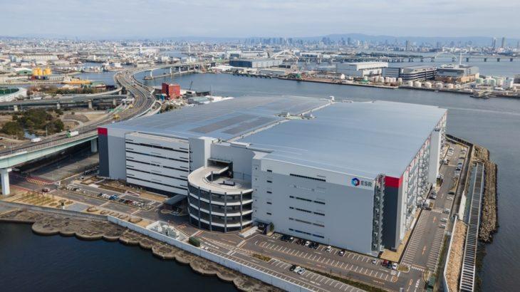 ESRが日本の物流施設対象の投資ファンド組成、今後5年間で総資産1兆円超目指す