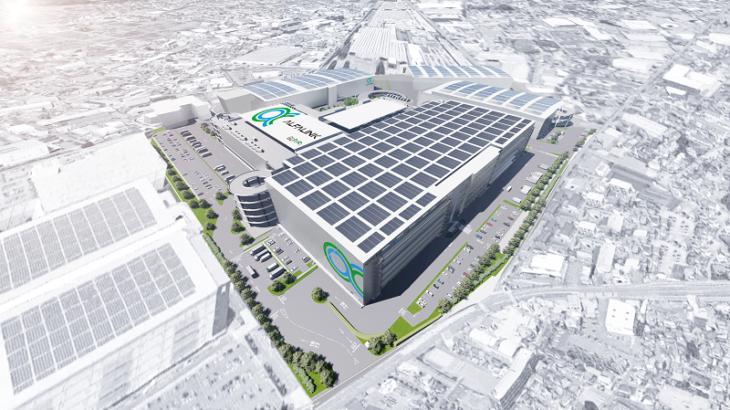 佐川グローバルロジ、新たに神奈川・相模原と埼玉・加須、茨木・下妻で新センター開設