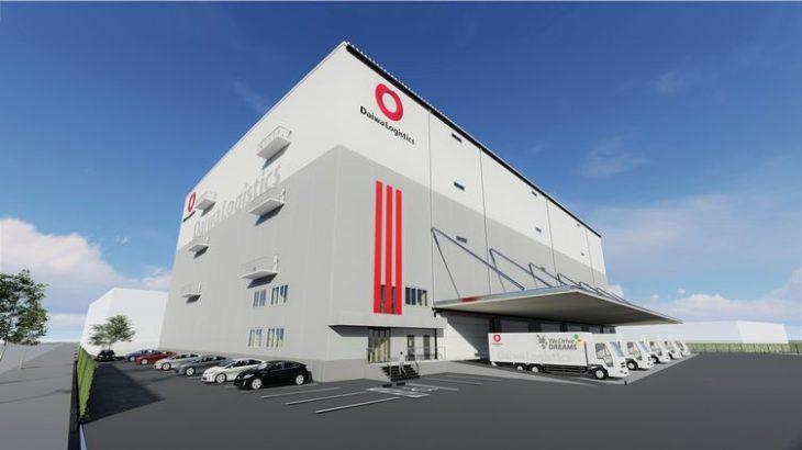 大和物流、仙台で4カ所目となる1・7万平方メートルの拠点開発へ