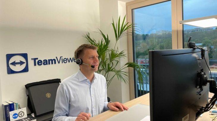 リモート接続サービス大手の独チームビューワー、スマートグラス活用した物流作業効率化拡大に強い意欲