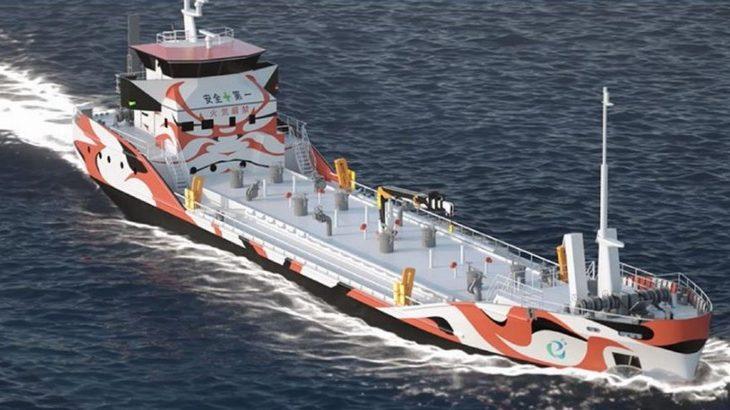川崎市と旭タンカー、東電エナジーパートナーが世界初のEVタンカー実現へ連携