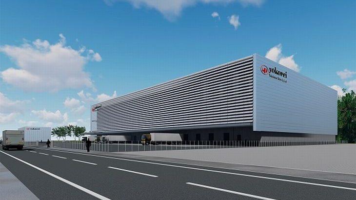 ヨコレイ、北海道・恵庭に2・4万平方メートルの物流センター新設へ