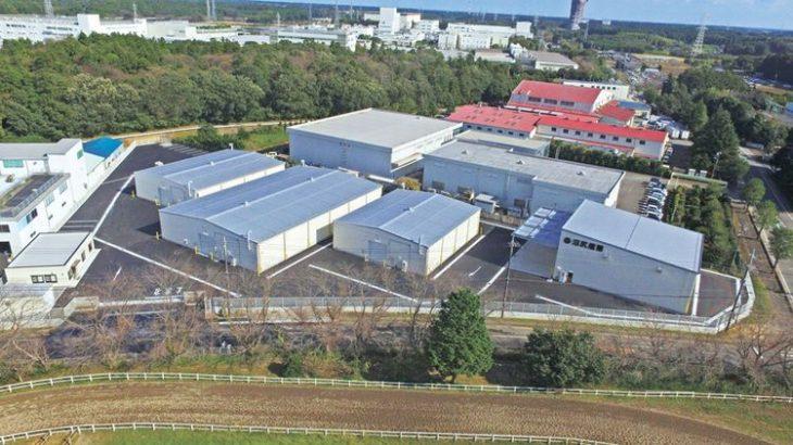 沼尻産業、初の危険物倉庫が茨城・阿見で完成