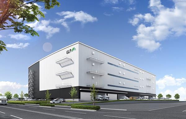 日本GLP、兵庫・尼崎で2・9万平方メートルのBTS型・セミマルチ型物流施設を開発へ