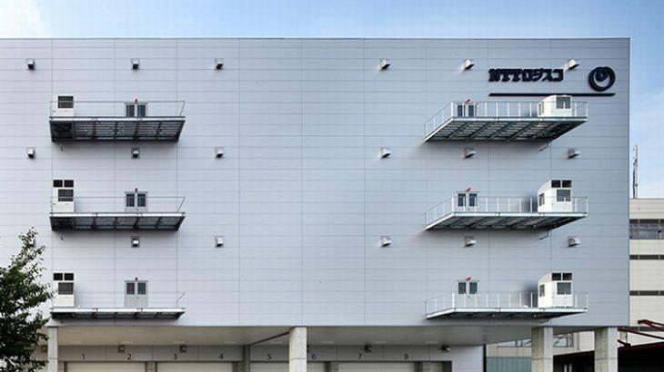NTTロジスコ、大阪・八尾にメディカル物流センター開設