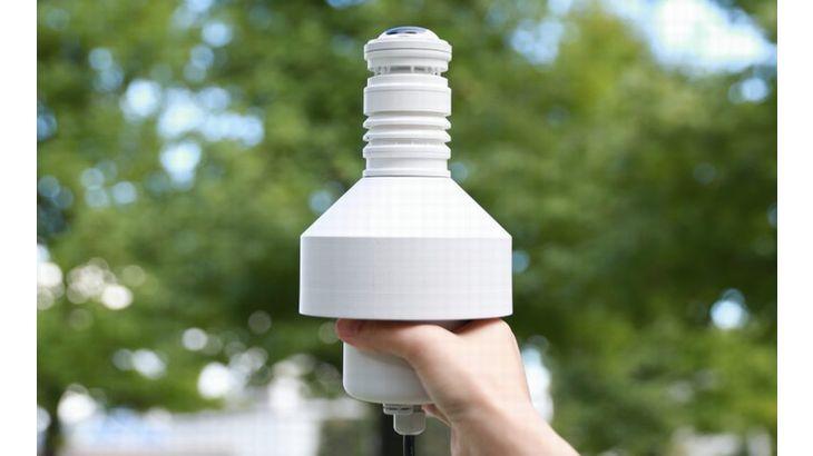 ウェザーニューズ、高性能気象IoTセンサー「ソラテナ」に新機能