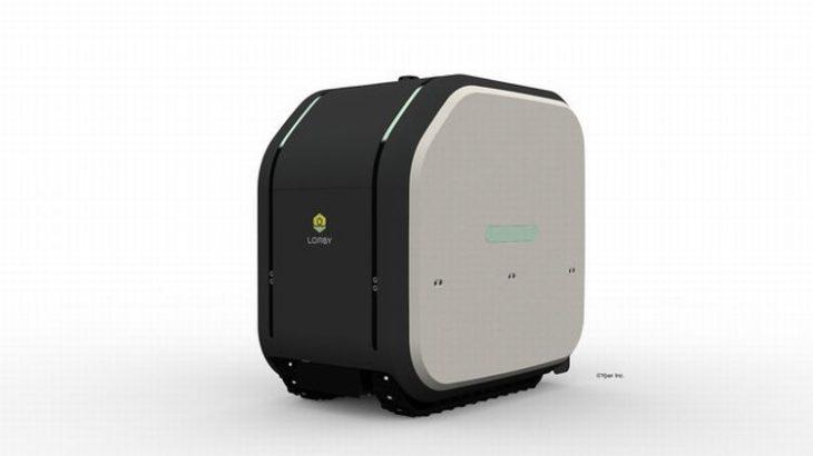 再配達バッグ「OKIPPA」のYper、広島でロボット活用の自動配送実験へ