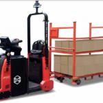 ZMP、無人けん引車「CarriRo Tractor」に可搬重量5トンタイプ追加を発表