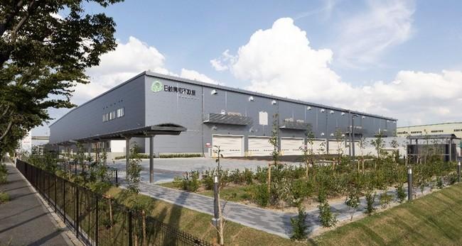 日鉄興和不動産の近畿圏3棟目物流施設が完成、オカムラが1棟借り