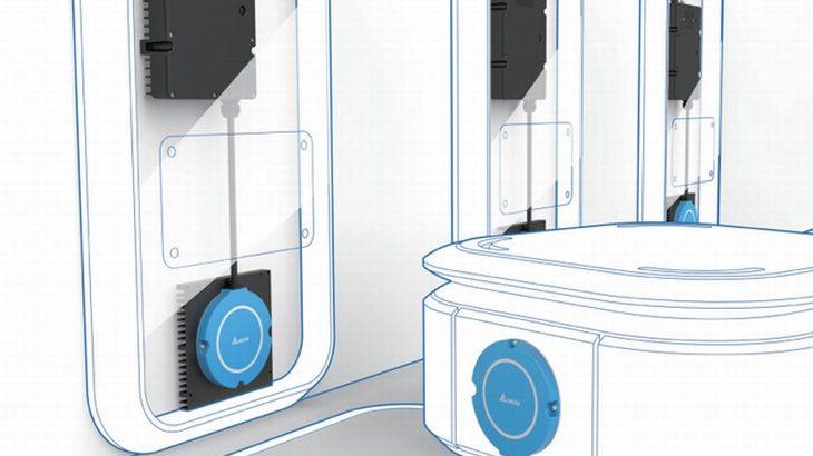 デルタ電子、産業車両やロボット向けの1キロワットワイヤレス給電システム発売