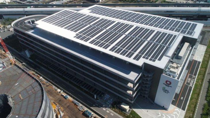 大和ハウス工業、マルチテナント型物流施設の屋上で太陽光発電設備を順次展開