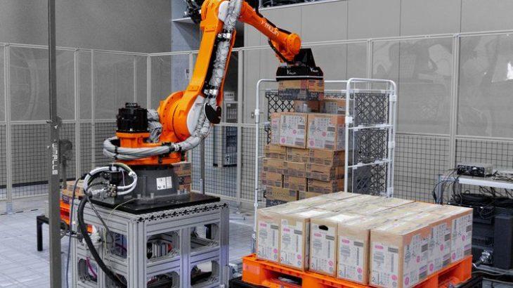 Mujin、特売品や高頻度品の積み付けを完全自動化するパッケージ販売を開始